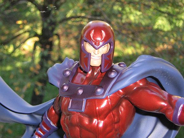 Magneto Fine Art Statue