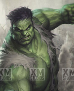 Incredible Hulk Statue XM Statue