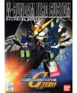 BB SD W-Gundam Zero Custom