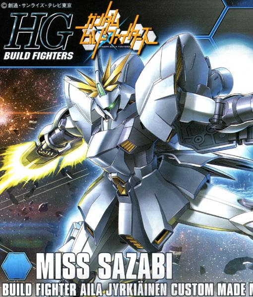 High Grade BF Miss Sazabi