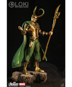 Avengers Assemble Loki