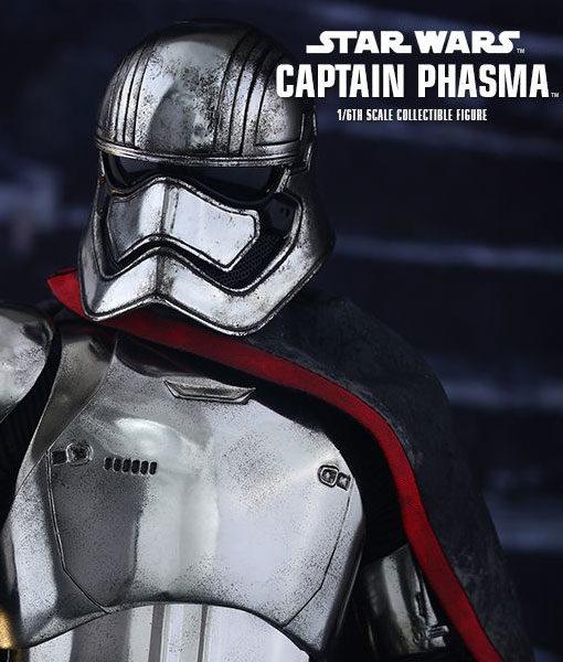 Captain Phasma Sixth Scale Figure MMS