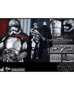 Captain Phasma Sixth Scale Figure MMS