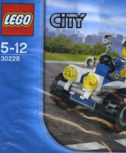 30228 LEGO® City Polybag Police ATV