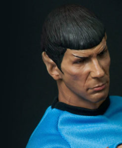 Star Trek The Original Series Spock Sixth Scale Figure