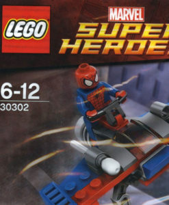30302 LEGO Marvel Super Heroes Polybag Spider-Man Glider