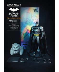 Batman Jim Lee Super Alloy Sixth Scale Figure Regular Edition