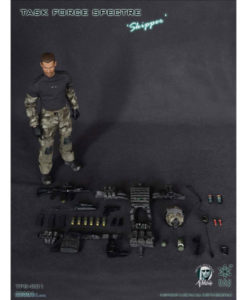TFS-001 Task Force Spectre Skipper Sixth Scale Figure