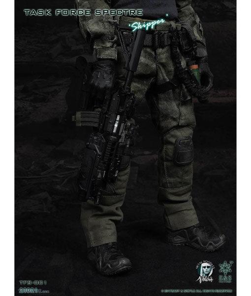 TFS-001 Task Force Spectre Skipper Sixth Scale Figure