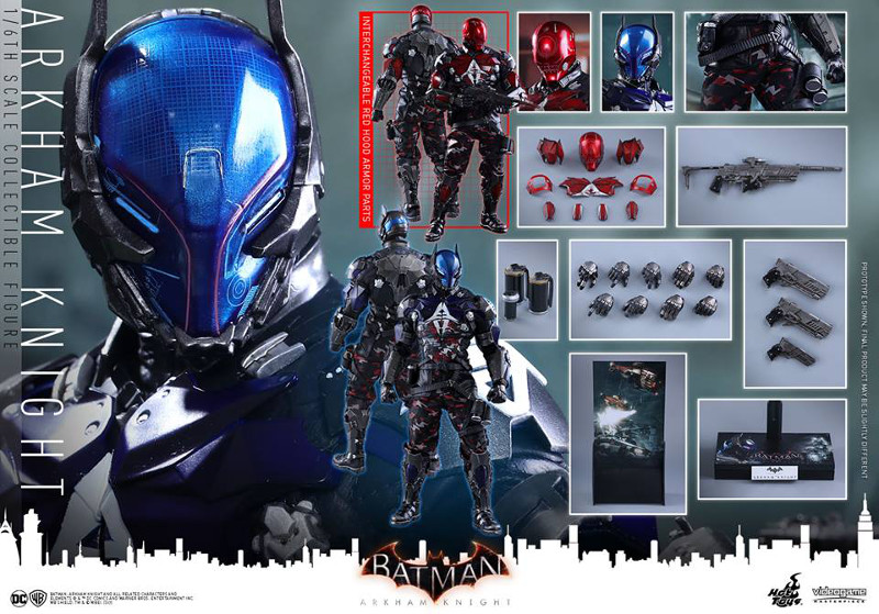 Batman Arkham Knight Sixth Scale Figure VGM