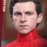Spider-Man Homecoming Peter Parker Head Sculpt