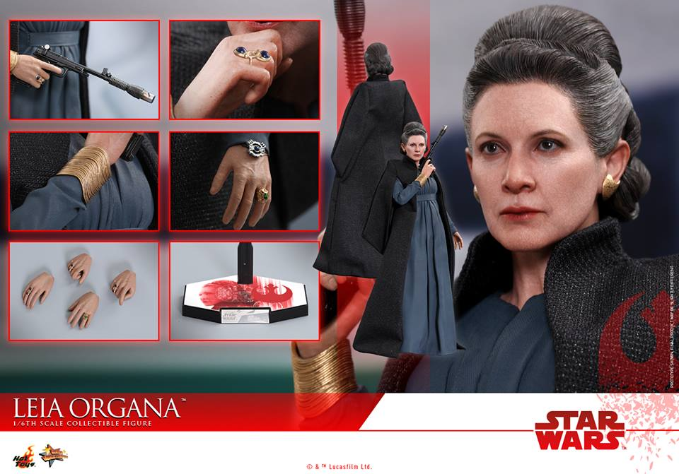 Leia Organa Sixth Scale Figure News