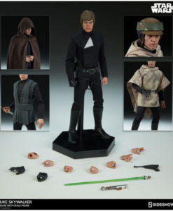 Luke Skywalker Deluxe Sixth Scale Figure