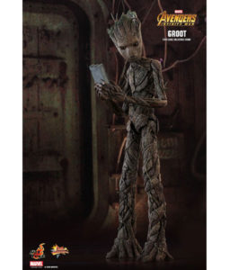 Avengers Infinity War Groot Sixth Scale Figure MMS