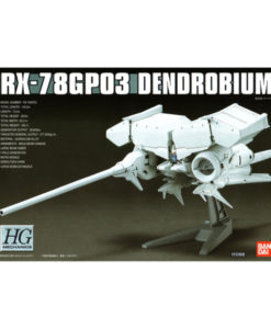 High Grade Mechanics 01 RX-78 GP03 Dendrobium