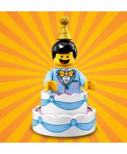 71021 LEGO Minifigures Series 18 Cake Guy