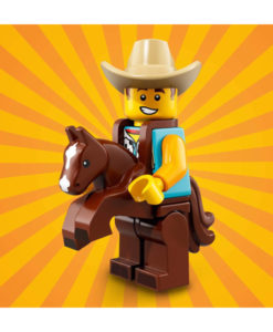 71021 LEGO Minifigures Series 18 Cowboy Costume Guy