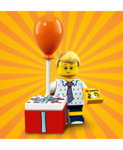 71021 LEGO Minifigures Series 18 Birthday Party Boy