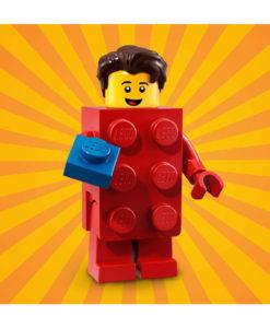 71021 LEGO Minifigures Series 18 Party Brick Suit Guy
