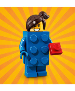 71021 LEGO Minifigures Series 18 Party Brick Suit Girl