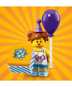 71021 LEGO Minifigures Series 18 Birthday Party Girl