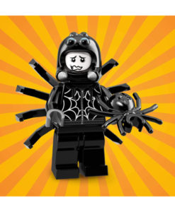 71021 LEGO Minifigures Series 18 Spider Suit Boy
