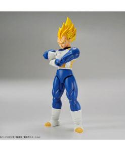 Dragon Ball Z Super Saiyan Vegeta Figure-rise Standard
