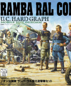 Hard Graph Ramba Ral Commando Set