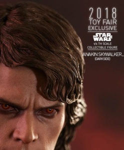 Anakin Skywalker Dark Side Sixth Scale Figure MMS
