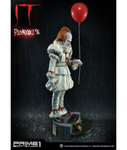 IT Pennywise Half-Scale Statue HDMM