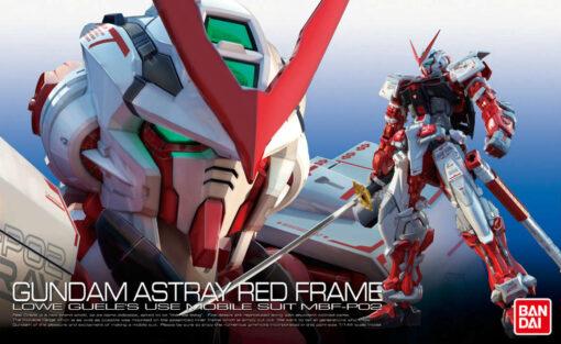Real Grade Gundam Astray Red Frame