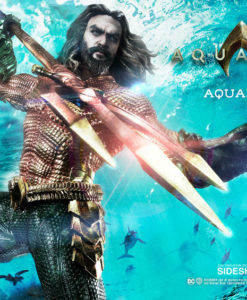 Aquaman Statue MM