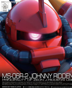 Real Grade #26 MS-06R-2 Johnny Ridden's Zaku II 1/144
