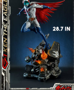 Gatchaman G-1 Ken the Eagle Quarter Scale Statue PM