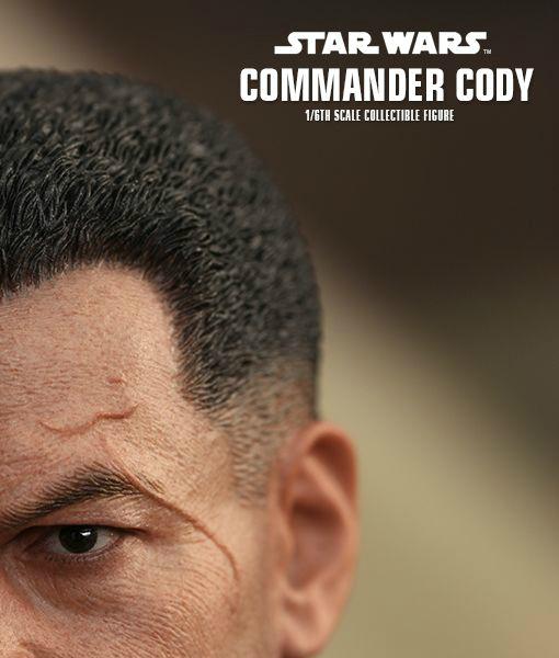 Star Wars Episode III Commander Cody Sixth Scale Figure MMS