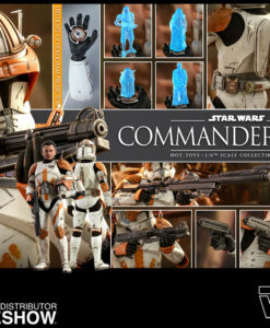 Star Wars Episode III Commander Cody Sixth Scale Figure MMS