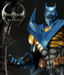 Knightfall Batman Statue MM