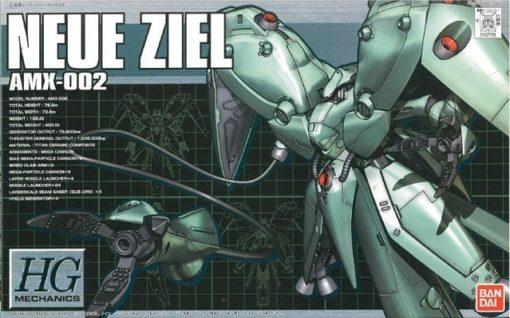 High Grade Mechanics #02 AMX-002 Neue Ziel