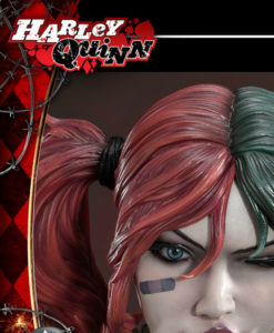 Batman Comics Harley Quinn Statue MM