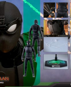 Spider-Man Far From Home Stealth Suit Sixth Scale Figure MMS