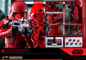 Star Wars Episode IX Sith Trooper Sixth Scale Figure MMS