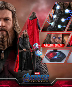 Avengers Endgame Thor Sixth Scale Figure MMS