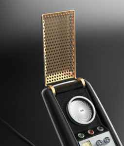 Star Trek The Original Series Bluetooth Communicator Prop Replica