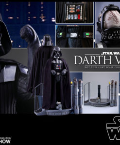 Star Wars Episode V Darth Vader Sixth Scale Figure MMS