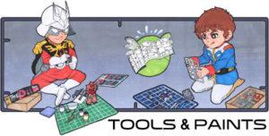 Tools Paints