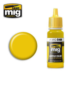 AMIG0048 Yellow Color AMMO