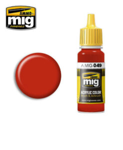 AMIG0049 Red Color AMMO