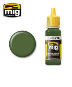 AMIG0916 Green Base Color AMMO