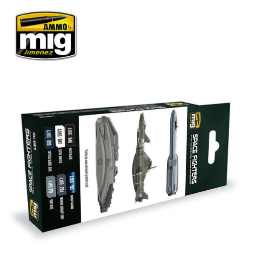 AMIG7131 Space Fighters Sci-Fi Colors AMMO Mig