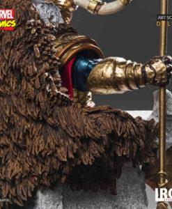 Odin Deluxe Statue Art Scale Iron Studios